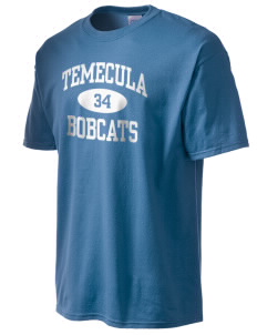 Temecula Middle School Bobcats Men's Essential T-Shirt