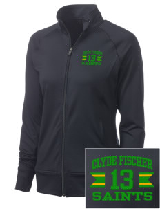 Clyde Fischer Middle School Saints Women's NRG Fitness Jacket