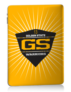 Golden State Middle School Warriors Apple iPad Skin