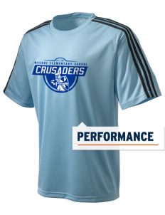McCabe Elementary School Crusaders adidas Men's ClimaLite T-Shirt