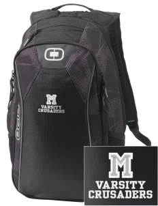McCabe Elementary School Crusaders Embroidered OGIO Marshall Backpack