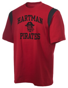 Hartman Middle School Pirates Holloway Men's Rush T-Shirt