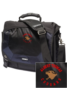 Albert Thomas Middle School Cougars Embroidered OGIO Jack Pack Messenger Bag