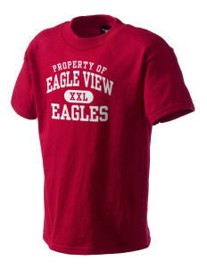 Eagle View Elementary School Eagles Kid's T-Shirt