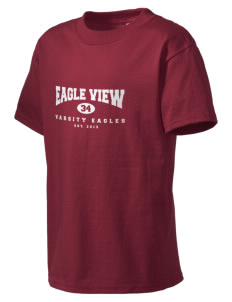 Eagle View Elementary School Eagles Kid's Essential T-Shirt