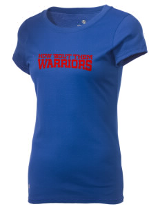 Spanaway Junior High School Warriors Holloway Women's Groove T-Shirt