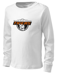 Wasco High School Tigers  Kid's Long Sleeve T-Shirt