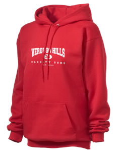 Verdugo Hills High School Dons Unisex Hooded Sweatshirt