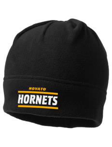 Novato High School Hornets Embroidered Fleece Beanie