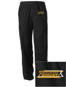 Novato High School Hornets Embroidered Holloway Men's Flash Warmup Pants