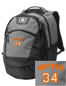 Foothill High School Mustangs Embroidered OGIO Rogue Backpack