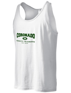 Coronado High School Islanders Men's Jersey Tank