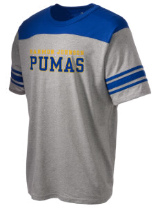 Harmon Johnson Elementary School Pumas Holloway Men's Champ T-Shirt