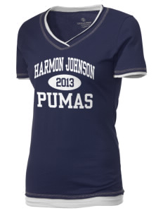 Harmon Johnson Elementary School Pumas Holloway Women's Dream T-Shirt