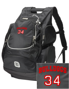 New Albany High School Bulldogs  Embroidered OGIO Bounty Hunter Backpack