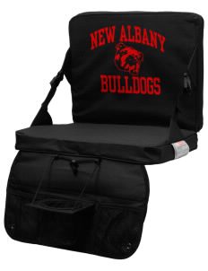 New Albany High School Bulldogs Holloway Benchwarmer