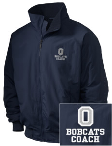 Ophir Elementary School Bobcats Embroidered Holloway Men's Tall Jacket