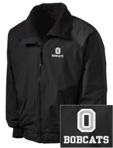 Ophir Elementary School Bobcats Embroidered Tall Men's Challenger Jacket