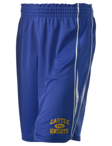 "Castle High School Knights Holloway Women's Piketon Short, 8"" Inseam"