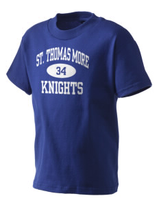Saint Thomas More School Knights Kid's T-Shirt