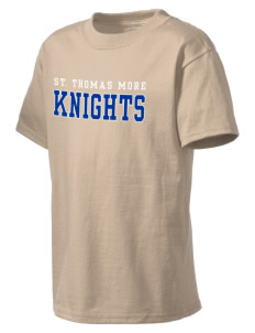 Saint Thomas More School Knights Kid's Lightweight T-Shirt