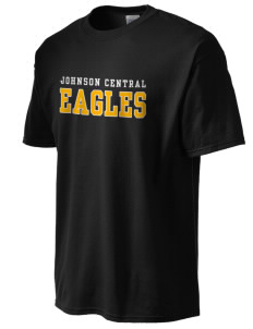 Johnson Central High School Eagles Tall Men's Essential T-Shirt