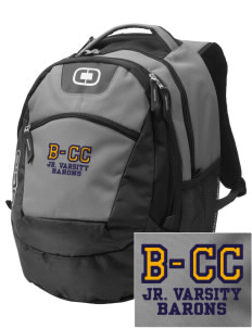 Bethesda-Chevy Chase High School Barons Embroidered OGIO Rogue Backpack