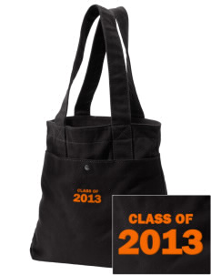 Billings Senior High School Broncs Embroidered Alternative The Berkeley Tote