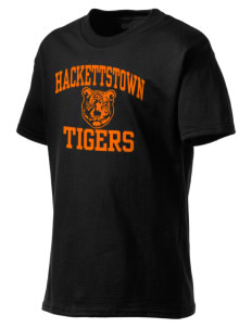 Hackettstown High School Tigers Kid's Lightweight T-Shirt
