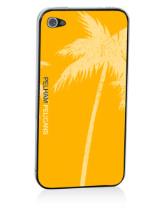 Pelham Pelicans Apple iPhone 4/4S Skin