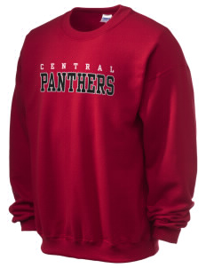 Central High School Panthers Ultra Blend 50/50 Crewneck Sweatshirt