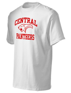 Central High School Panthers Men's Essential T-Shirt
