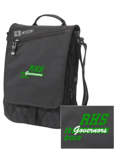 T.F. Riggs High School Governors Embroidered OGIO Module Sleeve for Tablets