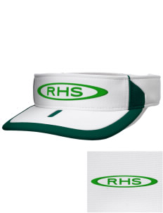 T.F. Riggs High School Governors Embroidered M2 Sideline Adjustable Visor