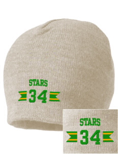 Gold Hill Elementary School Stars Embroidered Beanie