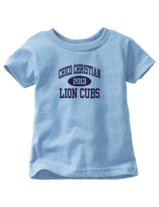 Chico Christian School Lion Cubs  Toddler Jersey T-Shirt