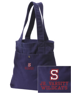 Shelby Elementary School Wildcats Embroidered Alternative The Berkeley Tote