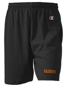 "Stickney School Raiders  Champion Women's Gym Shorts, 6"" Inseam"