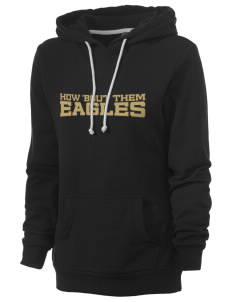 Portsmouth Christian Academy Eagles Women's Core Fleece Hooded Sweatshirt