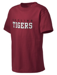 Skyline School Tigers Kid's Essential T-Shirt