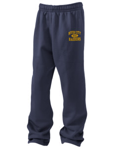 River City High School Raiders Holloway Kid's 50/50 Sweatpants