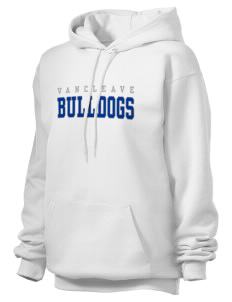 Vancleave High School Bulldogs Unisex Hooded Sweatshirt