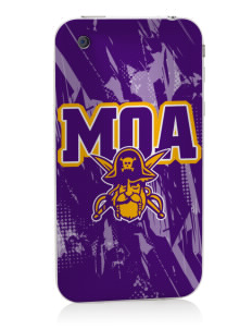 Mount Olive Attendence Center Pirates Apple iPhone 3G/ 3GS Skin