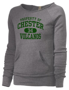 Chester Elementary School Volcanos Alternative Women's Maniac Sweatshirt