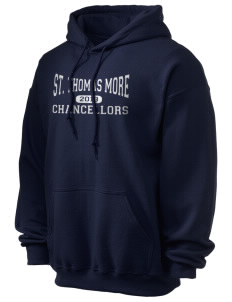 St. Thomas More School Chancellors Ultra Blend 50/50 Hooded Sweatshirt