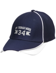 St. Thomas More School Chancellors Embroidered New Era Contrast Piped Performance Cap