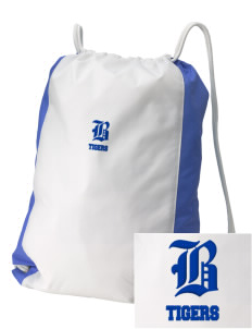 Brawley Middle School Tigers Embroidered Holloway Home and Away Cinch Bag