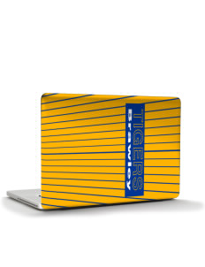 "Brawley Middle School Tigers Apple Macbook Pro 17"" (2008 Model) Skin"