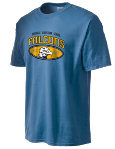 Heritage Christian School Falcons Men's Essential T-Shirt