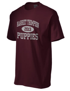 Harriet Thompson Elementary School Puppies Men's Essential T-Shirt